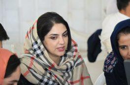 یاسمین عزیز: برای زنان تلاش خواهم کرد