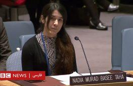 نوبل صلح به مبارزان با تجاوز جنسی رسید