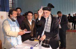 روند رایدهی انتخابات پارلمانی افغانستان آغاز شد