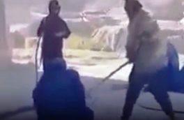 طالبان دو زن را به اتهام گفتوگوی تلفنی با نامحرم شلاق زدند
