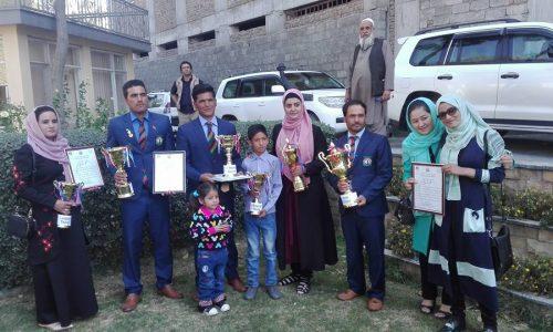 راهیابی سه تن از دختران هرات به تیم ملی گلف افغانستان