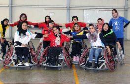 تیم ویلچر باسکتبال بانوان به جاکارتا رسید