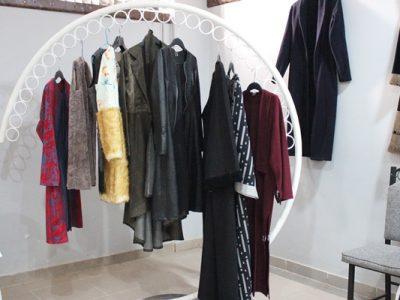 تصاویری از نمایشگاه نخستین برند لباس زنانه در هرات