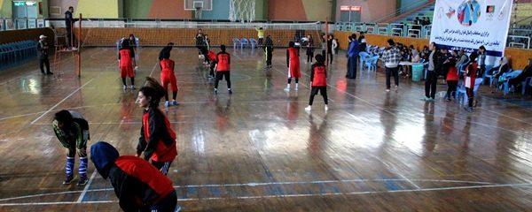 نه به خشونت، فینال والیبال بانوان درهرات؛ پیروزمیدان زنان کابل