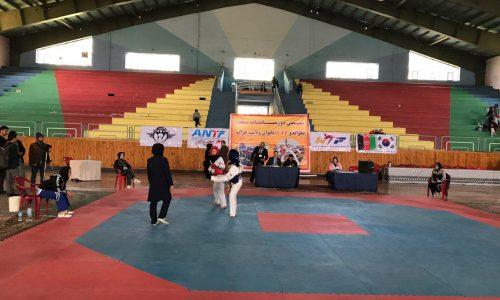 آغاز دور هشتم رقابتهای انتخابی بانوان تکواندوکار هرات
