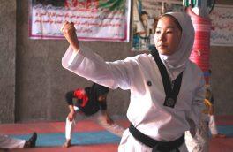 ذکیه خدادادی؛  نخستین مدال آور پاراتکواندوی افغانستان