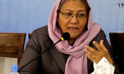 حبیبه سرابی: در پیشزمینهی گفتگوهای صلح موضوع زنان مطرح نیست