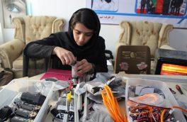 سمیه فرجی: دختران میتوانند عامل تغییر باشند