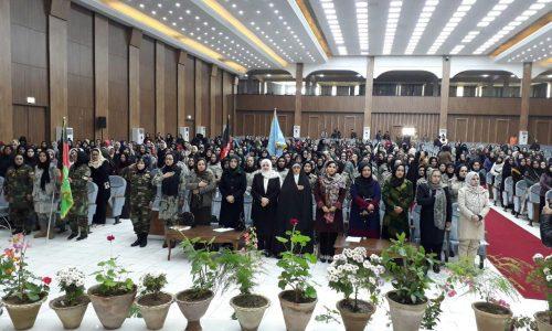 """برگزاری برنامه"""" اجماع ملی زنان برای صلح"""" در هرات"""