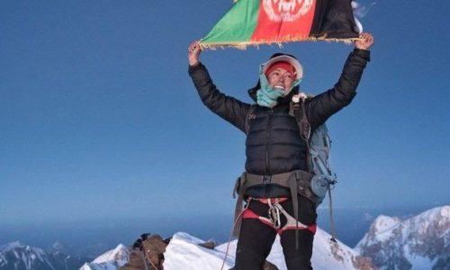 فتح بلندترین قله افغانستان به 'افتخار لیندا'