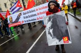 قتل رزا لوکزامبورگ: خندق خون در جبهه چپ
