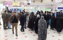 حضور کمرنگ زنان تجارت پیشهی هرات در نمایشگاه تاجران جوان