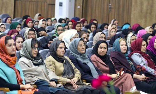 تاکید زنان بر سهم ارزندهشان در تحکیم صلح اجتماعی