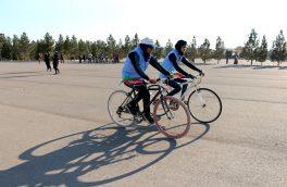 دخترانی که با دوچرخهسواری تابو شکنی میکنند