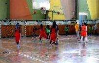 رشد ورزش والیبال در بین زنان ولایت هرات