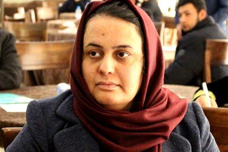 سجیه بهگام: اعتراف میکنم که فعالیتهای حکومت وحدت ملی، برای زنان بسنده نیست
