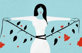 از دردهایی که زنان میکَشند