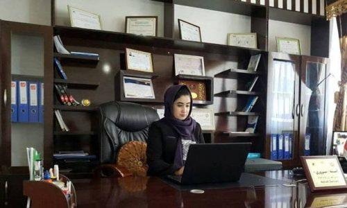 """انیسه سروری: """"ادارهء امور زنان هرات، فقط در هشت شهرستان فعالیت دارد"""""""