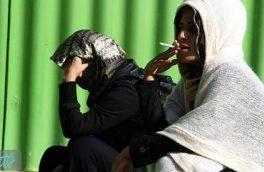 روایت تلخ دخترانی که به سیگار تکیه کردند