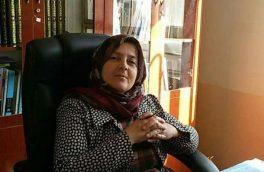 معصومهجامی؛ زنی که برای دفاع از حقوق زنان ولسوالیزندهجان کار میکند