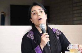 ملالی جویا: صلح با طالبان خطرناکتر از جنگ با این گروه است