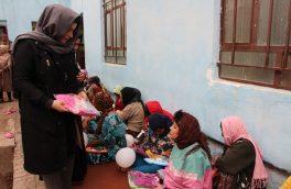 تجلیل از هشتم مارچ؛ برای زنان در دارالمجانین هرات