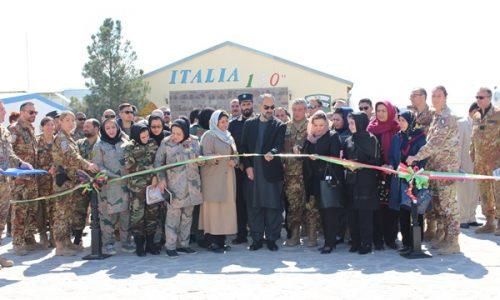 """""""زنان برای صلح و پیشرفت""""  نمایشگاهی در هرات"""