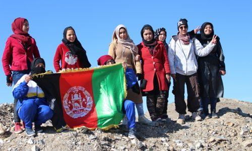 کوهنوردی دختران؛ شکستن تابوی دیگر در هرات