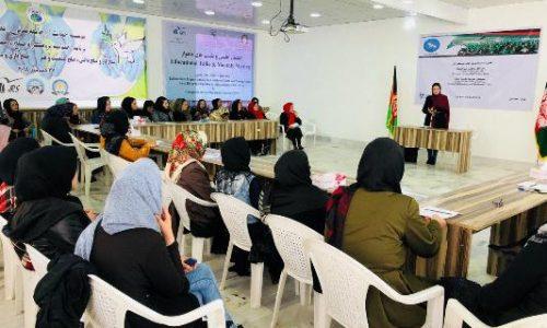 تاکید زنان فعال هرات، بر حفظ دستآوردهای زنان در گفتوگوهای صلح
