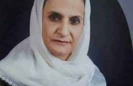 زنی با چهار دهه فعالیت در بخش آموزش و پرورش