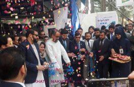 پنجمین دور نمایشگاه تولیدات داخلی در هرات گشایش یافت