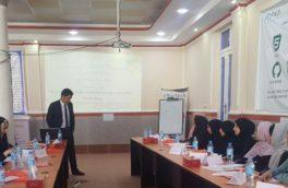 """برگزاری کارگاه آموزشی""""مبارزه با فساد اداری"""" برای زنان در هرات"""