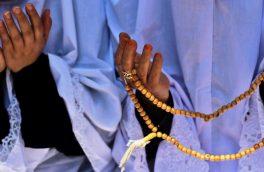 مسجد میزبان شمار زیادی از زنان در رمضان