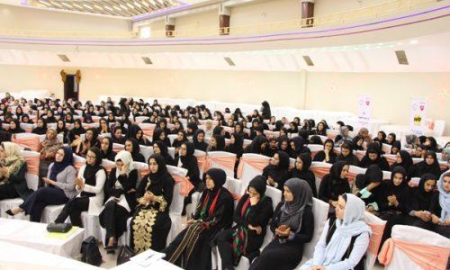 ۴۳۲ تن از دهمین دور کارآموزی زنان در رهبری فارغ شدند