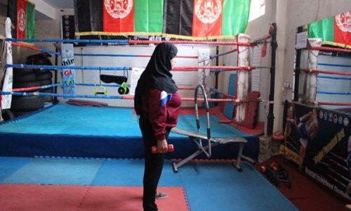 رشد ورزش فیتنس در بین زنان هرات