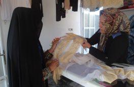 زهرا علیزاده و شش سال تلاش برای اشتغالزایی