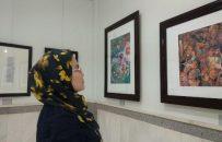 ۱۱۷ اثر در نمایشگاه دوسالانه مینیاتوری در هرات