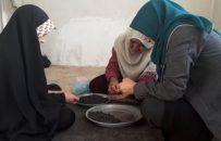 سمانه و طاهره؛ کشمشپاکان کوچک در آرزوی لباس عید
