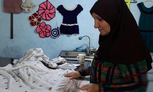 ایجاد مرکز آموزشی فن و حرفه برای زنان بی بضاعت در هرات