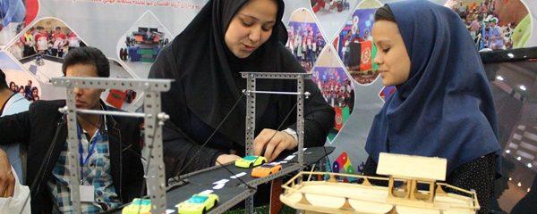 نمایشگاه تکنالوژی؛ از میان ۵۰ غرفه تنها یک غرفه سهم دختران است