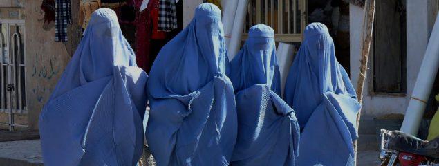 زنان برقعپوش دنیا را از پس روبنده چگونه میبینند؟