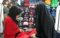 آمادگی زنان برای تجلیل از عید