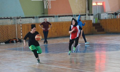 بسکتبال ورزش محبوب دختران در هرات