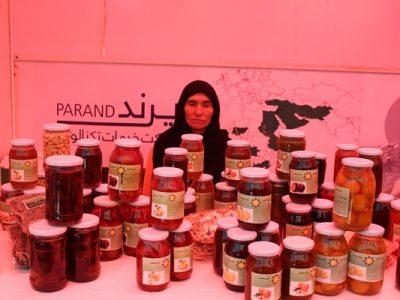 صنایع دستی زنان حوزۀ غرب در قالب نمایشگاه