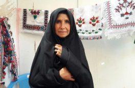 فروش صنایع دستی امید زندگی گلافروز