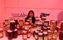 بازار فروش نیاز اساسی زنان بازرگان در زندهجان