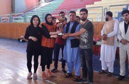 تیم هندبال بانوان هرات برندۀ ششمین دور مسابقات دوستانۀ هندبال شد