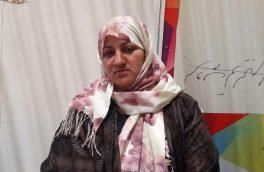 از کابل تا فراه؛ مرضیه نورزی برای بهبود وضعیت زنان فراه تلاش میکند