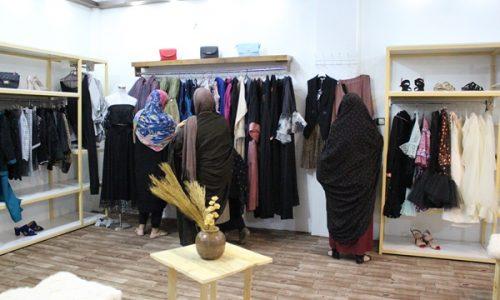 حمایت و استقبال؛ نیاز اساسی فروشگاههای ویژۀ زنان در هرات