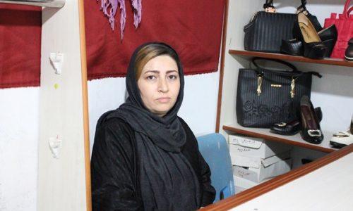 بیتوجهی دولت و نبود بازار فروش موانع رشد تجارت زنان در هرات